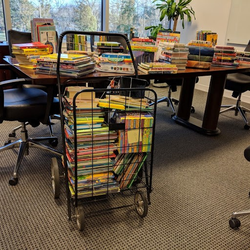 MichaelSilver Hosts a Childrens Book Drive for Bernie's Book Bank